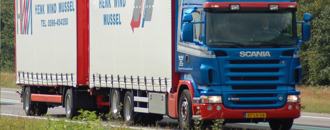 Transport van en naar Zweden
